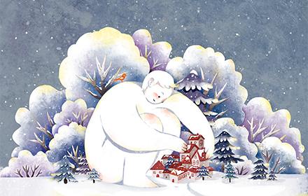 今日大雪 | 风雪严寒,愿君冬安